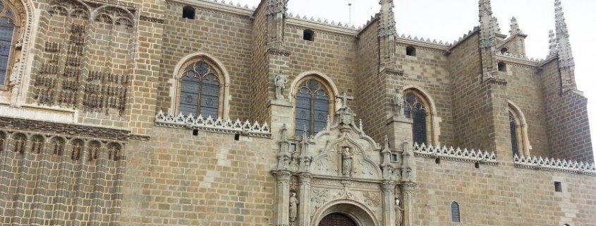 Ceremonia Religiosa en San Juan de los Reyes Cóctel en Cigarral del Ángel Custodio
