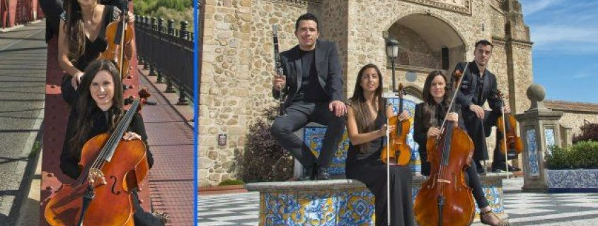 Concierto de EnClave Maestoso en Club Social Los Alcores - XXXVII Semana Cultural