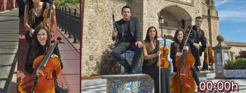 Concierto de EnClave Maestoso en el XII Festival de Jazz Ciudad de Talavera
