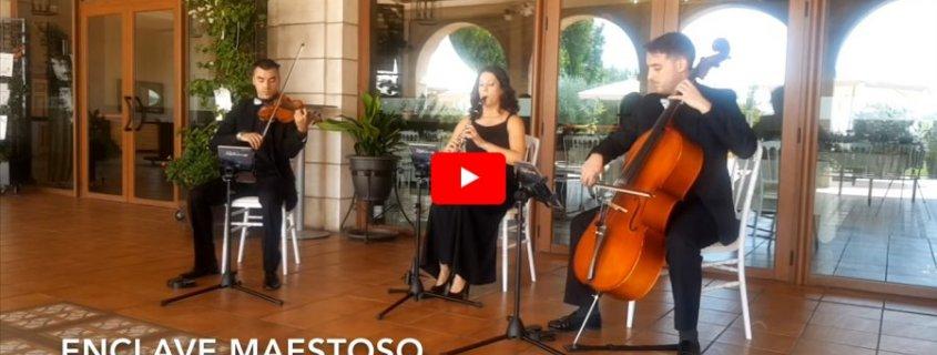 El 7 de Septiembre de Mecano - Música Cóctel de Boda - Jardines de Palacio Villacañas