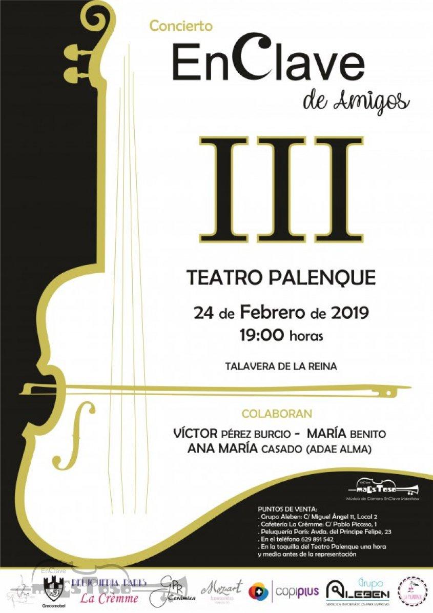 """Concierto """"EnClave de Amigos 3"""" - EnClave Maestoso"""
