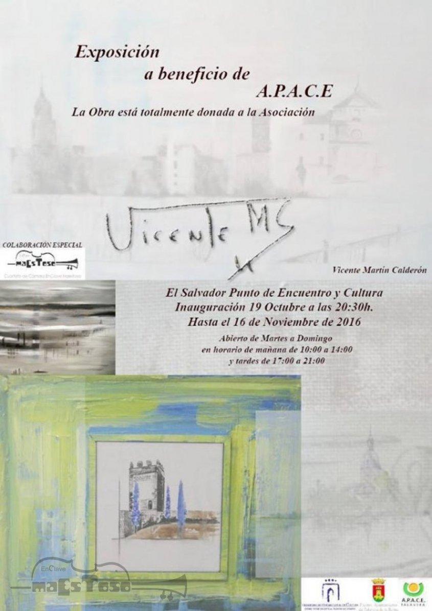 Exposición y Concierto a Beneficio de APACE Talavera