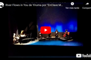 River Flows in You de Yiruma BSO Crepúsculo por EnClave Maestoso