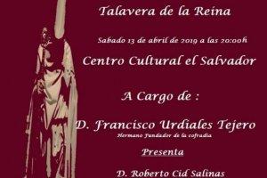VI Magno Pregón de Semana Santa Cofradía Jesús de la Salud Talavera