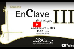 Vídeo Resumen del Concierto EnClave de Amigos 3 de EnClave Maestoso