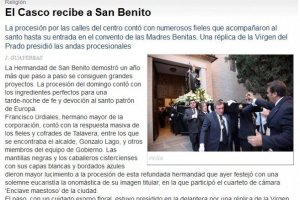 El Casco Recibe a San Benito