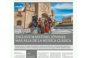 EnClave Maestoso, Jóvenes más Allá de la Música Clásica