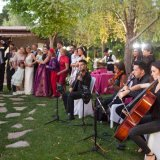 Ceremonia Civil y Cóctel de Boda en Los Jardines del Alberche de Aldea del Fresno