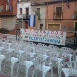Concierto de EnClave Maestoso en La Plaza de Zamora - Santiago Apóstol 2015